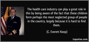 More C. Everett Koop Quotes