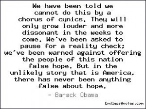 never been anything false about hope barack obama tags hope