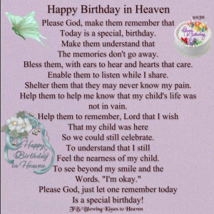 Happy Birthday in Heaven Brother Quotes Happy Birthday in Heaven