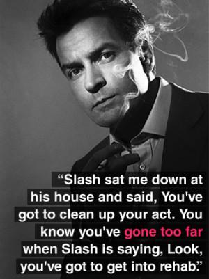Slash Quotes