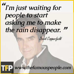 David Copperfield Biography