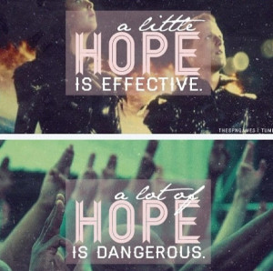 quote - the hunger games