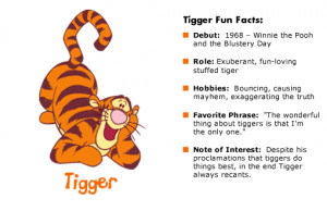 tigger quotes - Google Search Tigger Fun, Tigger Quotes, Pooh Bears ...