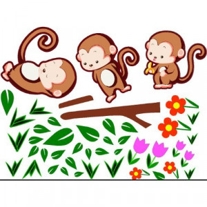 Cute Monkey Quotes