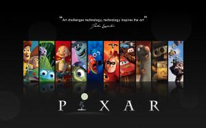 , almost bizarre, love for Pixar. I've seen all of the major films ...