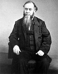 Cabinet and Vice Presidents: Edwin M. Stanton (1814-1869)