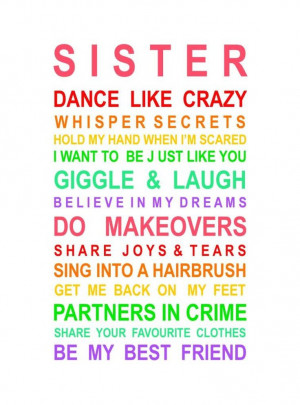 Best Friend Are Like Sisters Quotes Like this quote says,