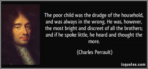 More Charles Perrault Quotes