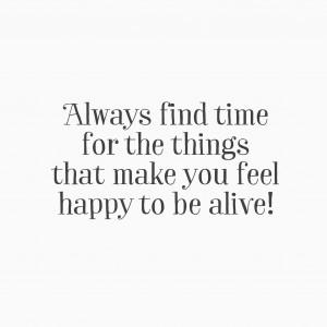 Always, always, always! =) Yes, work comes first… but always make ...