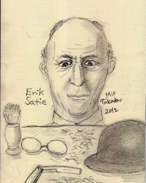 Erik Satie's quote #1