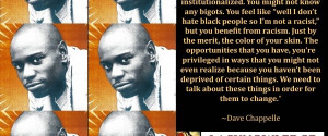 Signature Quotes: Dave Chappelle