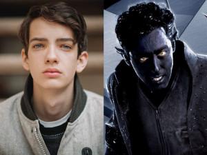 Kodi Smit-McPhee is Nightcrawler in 'X-Men: Apocalypse'