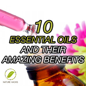 Essential Oil Benefits Oils