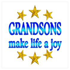 Grandson Sayings