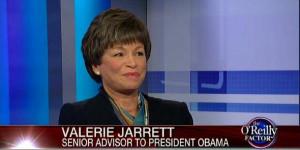 Claim: White House adviser Valerie Jarrett once said she seeks