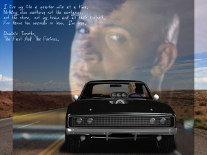 Dominic Toretto Quotes Fast And Furious 7