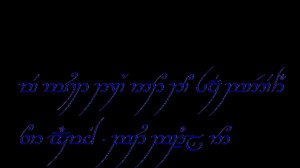 welcome to the lord of the rings quotes