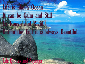 Beautiful Nature Wallpapers With Quotes For Facebook Cover Page And is ...