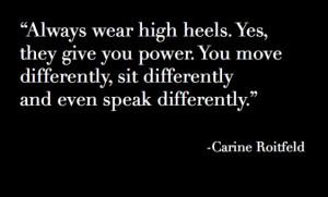 Carine Roitfeld Quote
