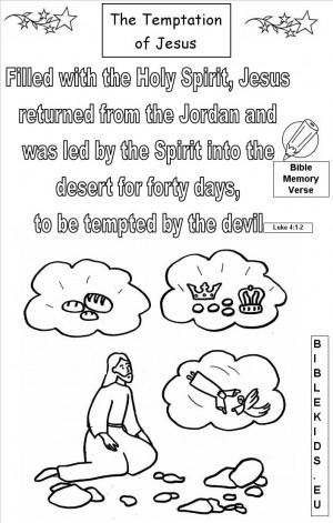 TheTemptation of Jesus