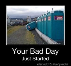 Bad Day Optimization – Daily Funny Positive Caption Quote