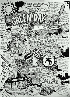 Green Day albums!