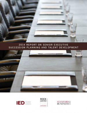 2014 Succession Planning and Talent Development Survey with The ...