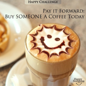 Happy Coffee Challenge