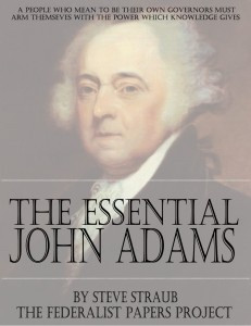 """Get a FREE Copy of """"The Essential Quotes of John Adams"""""""