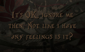 Gothic Quotes Feelings Fstatuses
