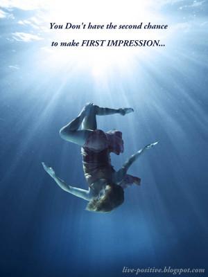 Underwater quotes