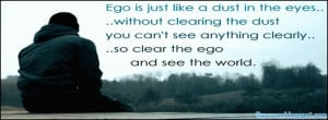Ego, Quotes, Fb, Timeline, Cover