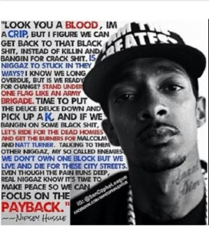 Go Back > Gallery For > Nipsey Hussle Quotes
