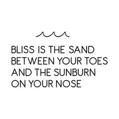 Bliss Quotes