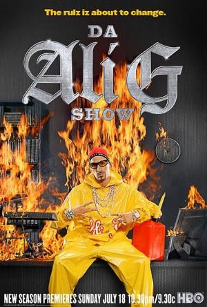 Visual Section of Da Ali G Show (AKA Ali G in Da USA¡¡¡) (TV Series ...