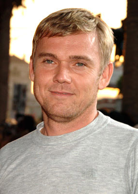 Ricky Schroder The Mat And...