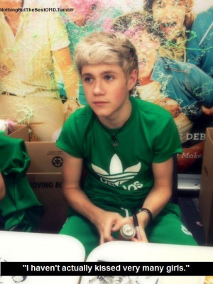 One Direction Niall Quotes♥