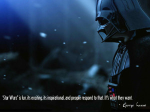 Star Wars' is fun, it's exciting, it's inspirational, and people ...