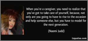 More Naomi Judd Quotes