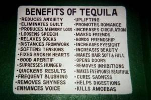 benefits, fun, ship, tequila, text