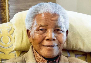 Nelson Mandela Day—Today would have been Madiba's 96th birthday