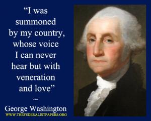 George Washington Poster, George Washington, First Inaugural Address ...