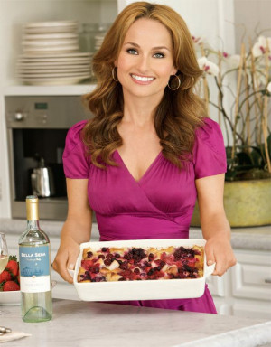 giada de laurentiis as a certified domestic diva ginger arebalo de ...