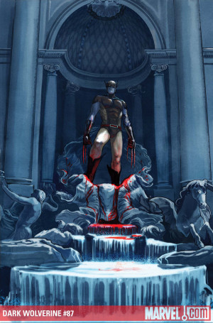 Июнь '10: Wolverine & X-Men