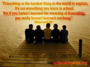 20 Powerful Friendship Quotes