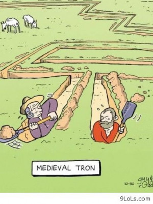 Medieval tron - Funny Pictures, Funny Quotes, Funny Videos - 9LoLs.com