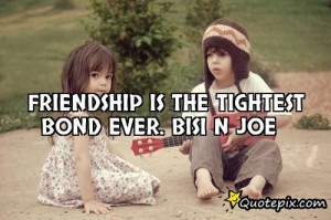 Friendship Relationship...