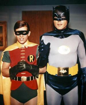 Robin To Batman Tv Show Quotes. QuotesGram