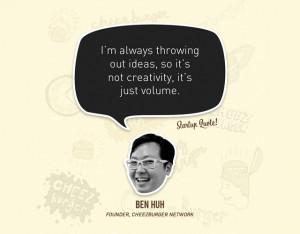 Ben Huh's quote