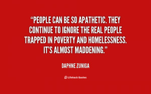 quote Daphne Zuniga people can be so apathetic they continue 38256 png